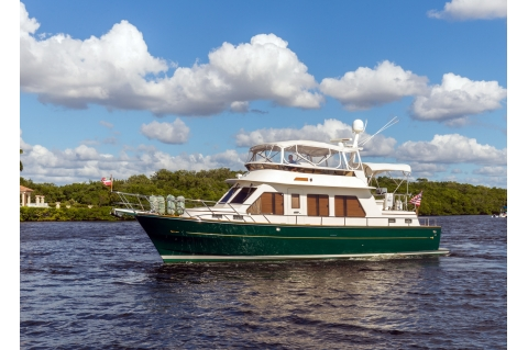 Sale of 47' President Fast Trawler
